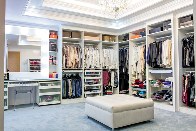 5 Must See Closets Of Celebrities