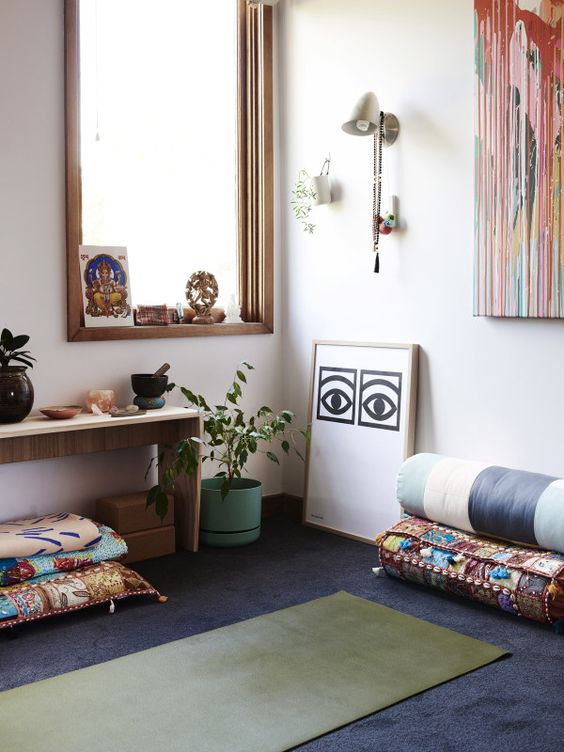 5 meditation spaces we 39 d love to have at home rl for Design your own space