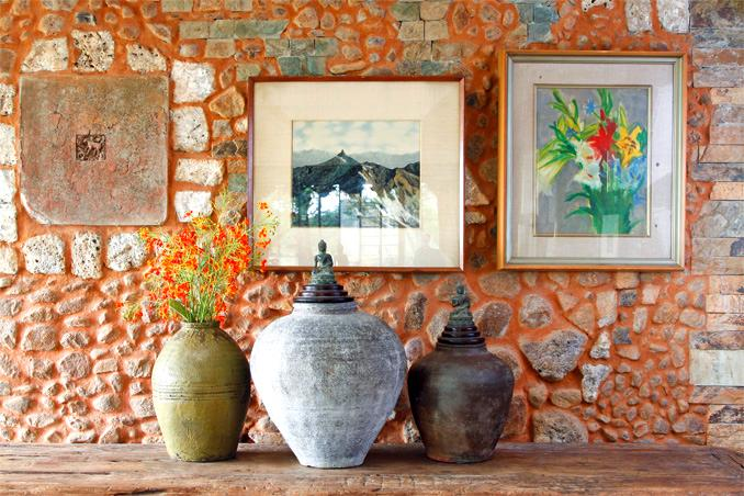 A Rustic Home And Art Gallery In Dumaguete City Rl