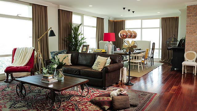 Anne Curtis S Modern Eclectic Condo Unit Rl