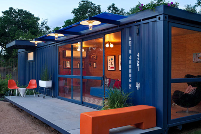 Jumpstart Your Day 5 Cozy Homes Made From Shipping Containers