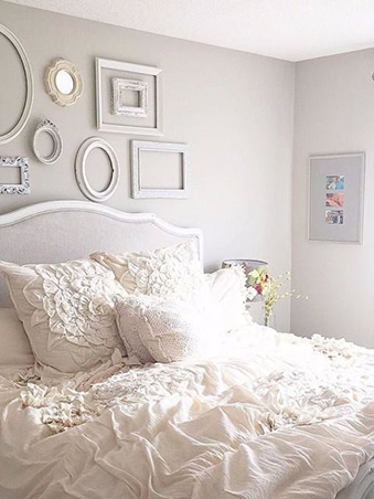 Jumpstart Your Day: 5 White Themed Bedrooms that Will Make ...