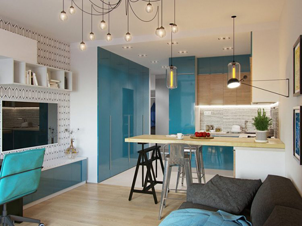 Jumpstart Your Day: This 29sqm Apartment Will Inspire You to Live ...