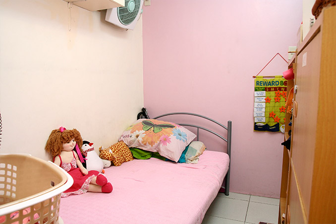Rl Makeovers A 5sqm Bedroom For Two Girls Rl
