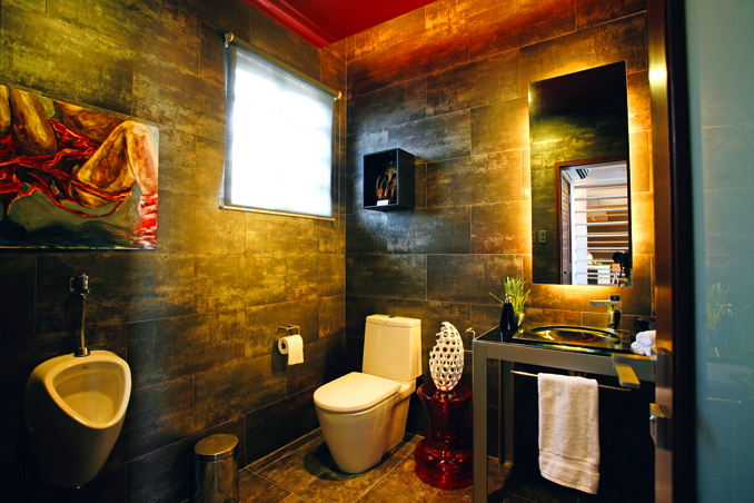 Modern Asian Look For Dingdong Dantes S Penthouse Rl