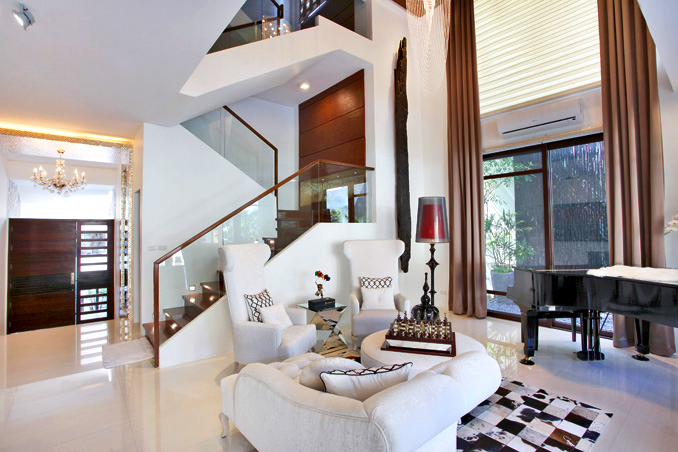Sophisticated Style For Bea Alonzo 39 S Quezon City House Rl