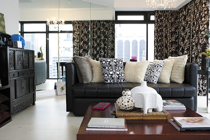 Avant garde and eclectic interiors in a renovated home rl for Avant garde interiors