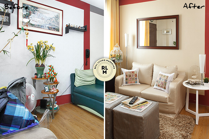 5 Small Space Makeovers From 5 To 30 Square Meters
