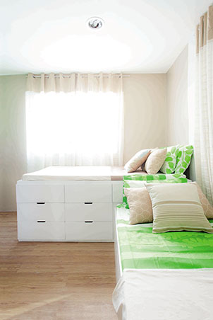 Rl Makeovers Built In Cabinets For A Small Bedroom,Cute 1 Bedroom Apartment Ideas