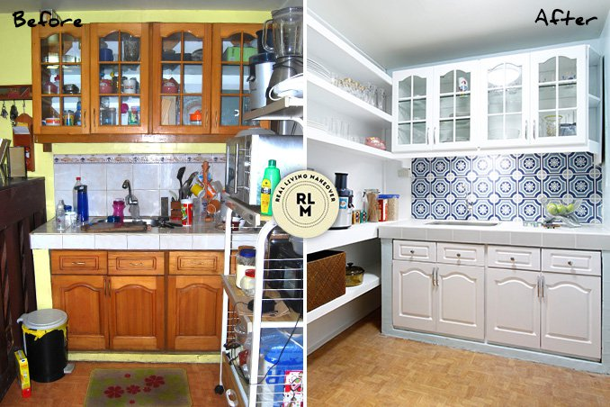 4 Must See Kitchen Makeovers In Manila