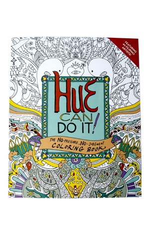 6 Adult Coloring Books For A Relaxing Weekend