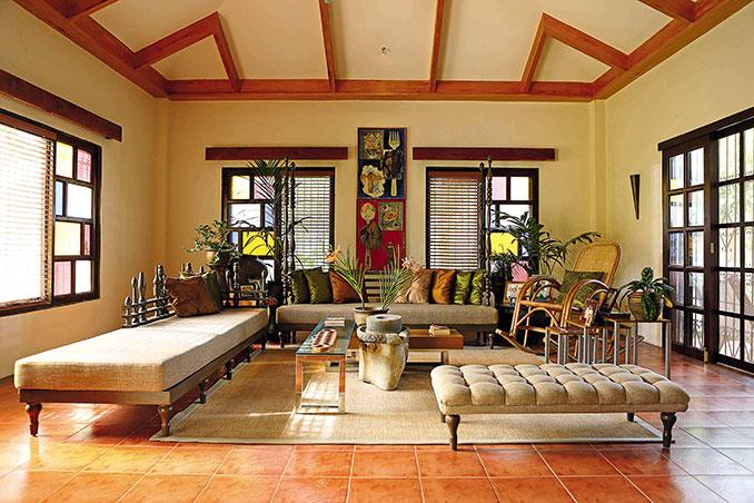 A Modern Tropical House In San Jose Antique Rl