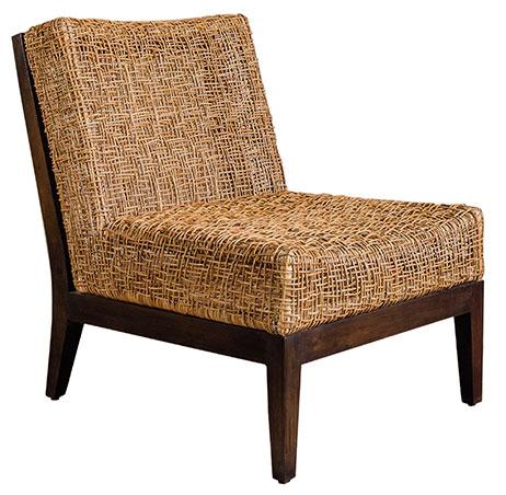 modern tropical furniture. Woven Lounge Chair Modern Tropical Furniture G