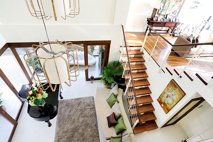 modern tropical furniture. Staircase Modern Tropical Furniture T