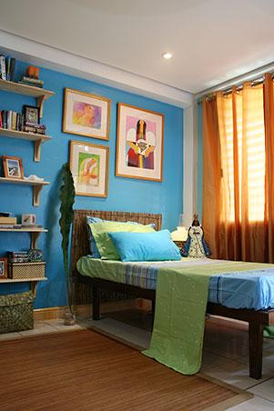 Catholic bedroom