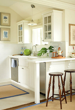 5 Ways To Maximize Space In A Small Kitchen | RL