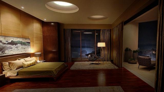 Take A Tour Of Christian Grey 39 S Apartment Rl