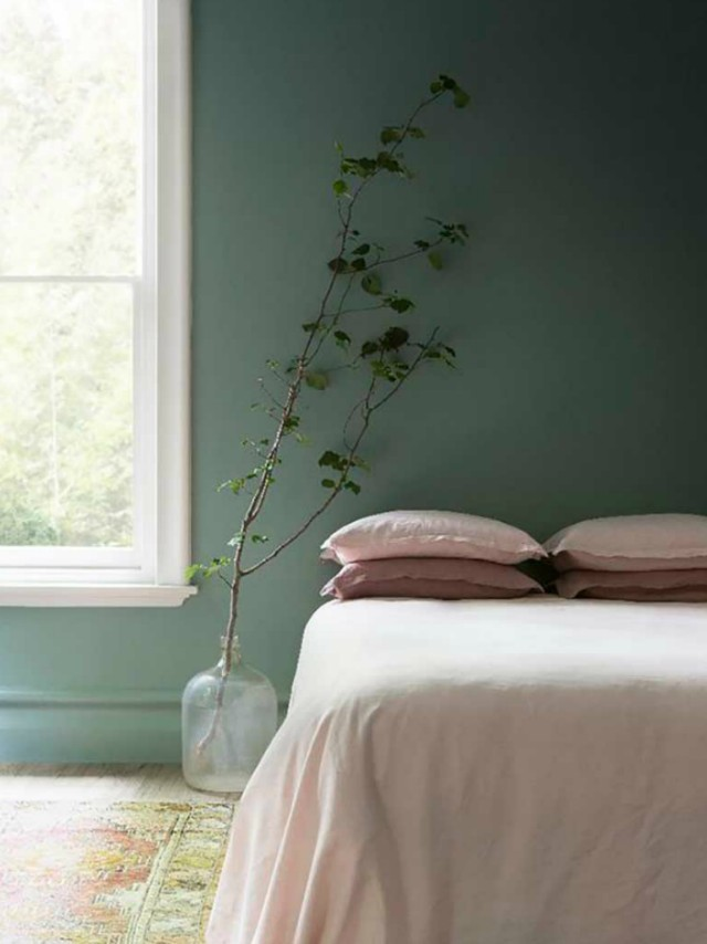 Bedroom Colors That Help You Sleep 5 relaxing colors that can help you achieve a good night's sleep | rl