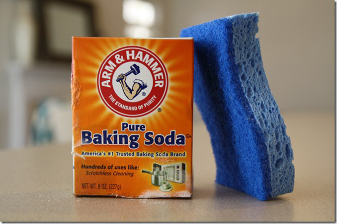 6 ways to clean the house using baking soda rl. Black Bedroom Furniture Sets. Home Design Ideas