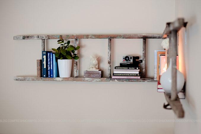 Jumpstart Your Day 4 Creative Diy Bookshelf Ideas Rl