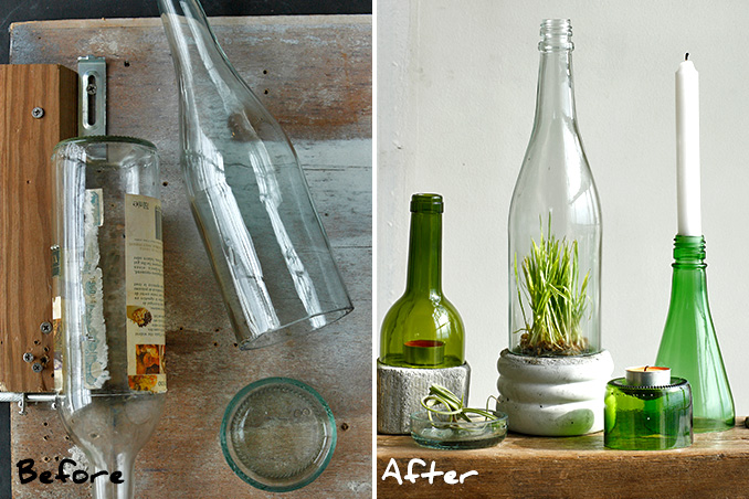 Bottle Cutting Project Rl
