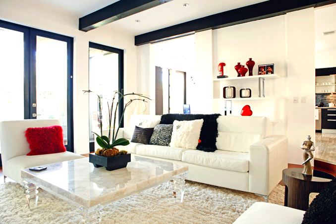 Modern Contemporary Style For Manny Pacquiao S Los Angeles