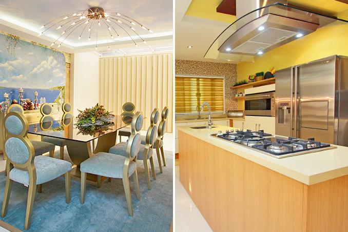Modern Meets Classic Style In Kim Chiu S Quezon City Home Rl