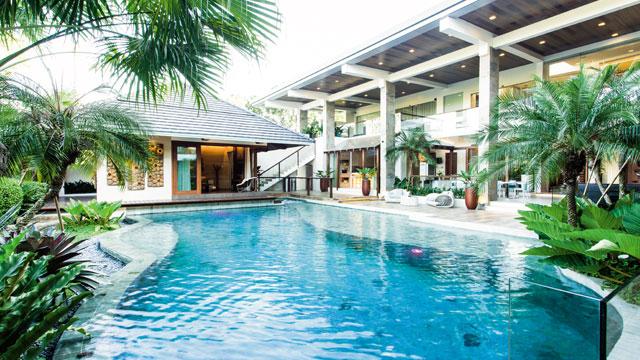 Coco Martin's 2000sqm Tropical-Inspired Dream Home