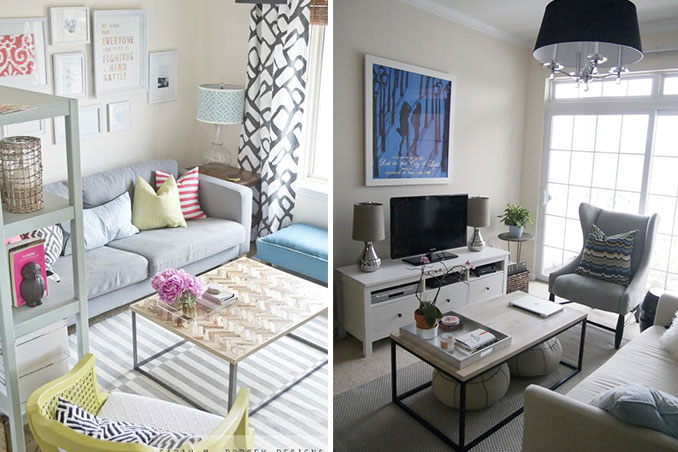 5 Ideas To Steal From 5 Compact Living Rooms Rl