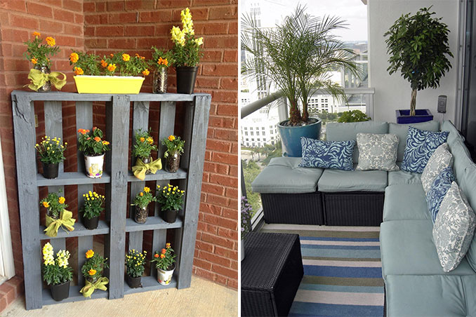 Jumpstart Your Day: 5 Cozy Ideas For Your Condo Balcony Photo Gallery