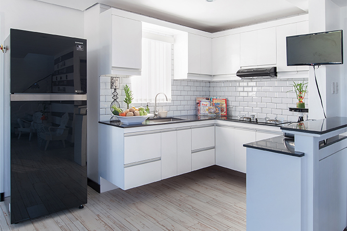 Reader Question Can I Place My Gas Range And Refrigerator