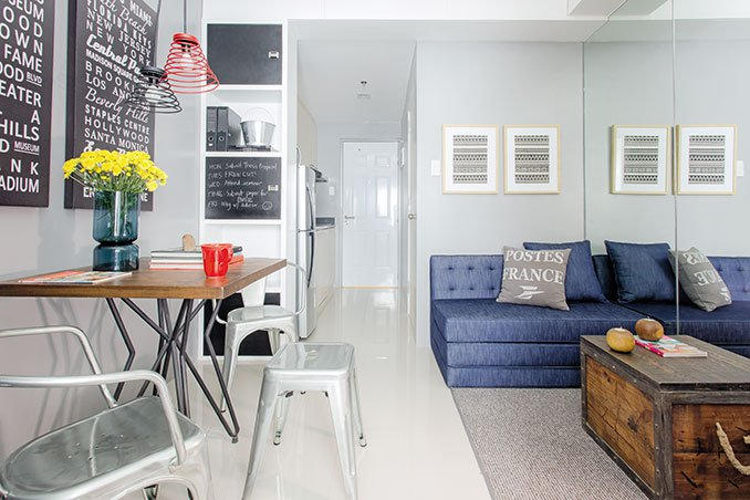 4 Ways To Arrange Furniture In A Small Space