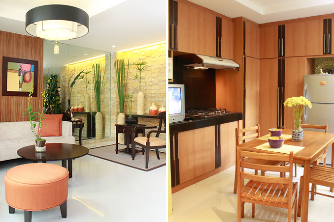Superbe A 40sqm Bungalow Transformed Into A Two Storey Home