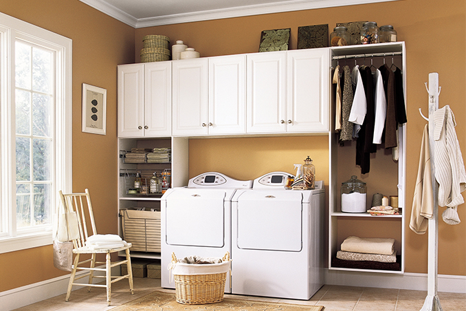 6 practical ideas for the laundry area | rl Laundry Area Ideas