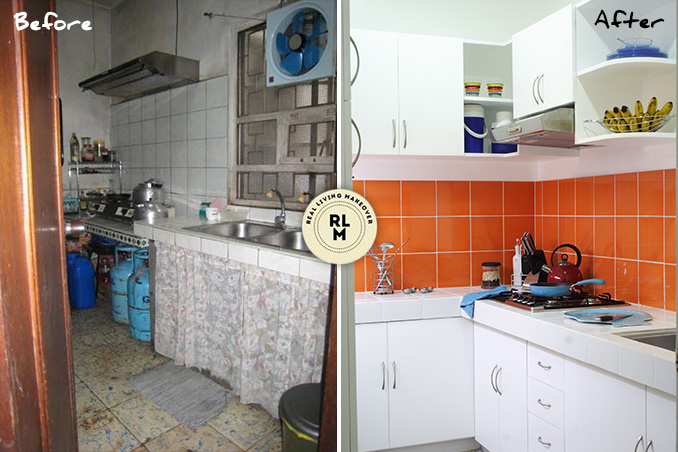 4 savvy kitchen makeover ideas (as learned from real makeovers) | rl Kitchen Makeover Ideas