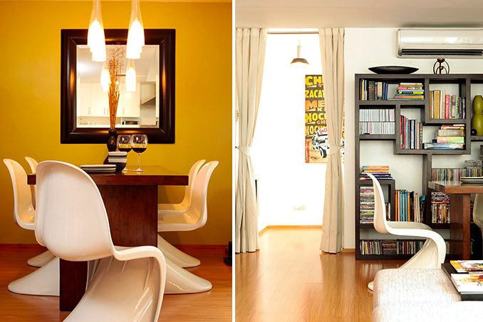 Compact Living in a Three-Storey Townhouse   RL