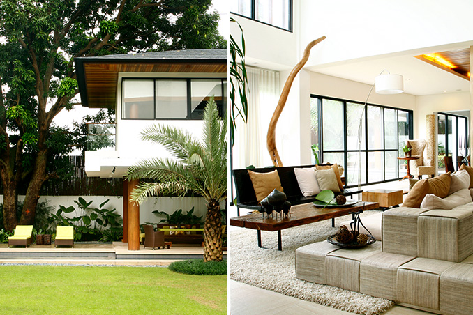 An 800sqm Resort Style Dream Home In Makati