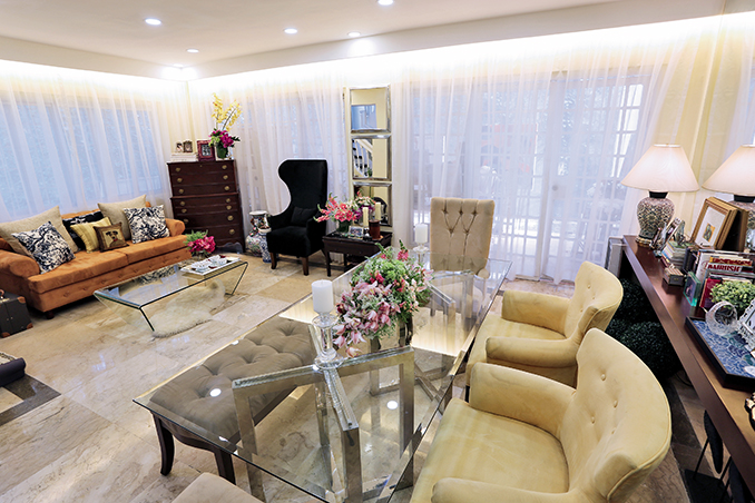 48 Decorating Ideas To Steal From Heart Evangelista's Classic QC Cool Furniture For New Home Ideas Property