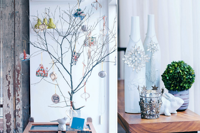 rl ideas diy christmas decor for small spaces part 2