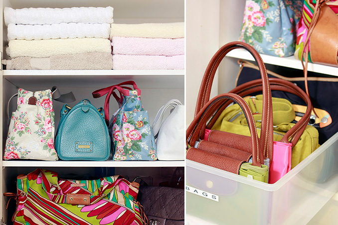 RL Ideas: How to Organize and Take Care of Your Bags