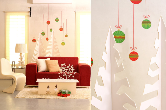 rl ideas modern christmas decorations rl