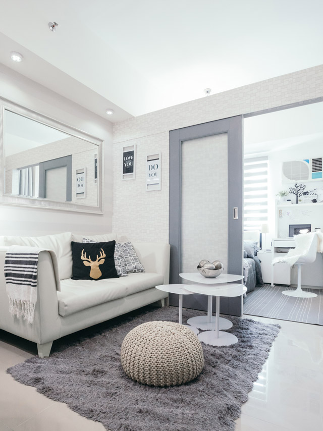 In This 23sqm Condo Unit You Can Sleep Work And Chill All Day