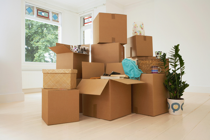 Moving into a new home 4 helpful packing tips rl for Moving into a new build house tips