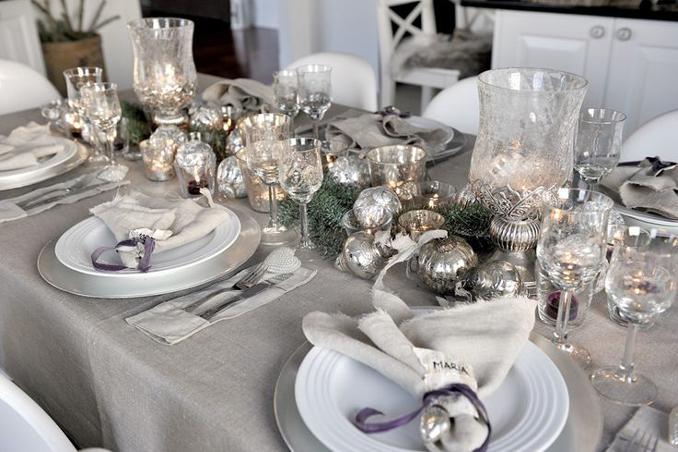 4 Tips on Setting a Stylish Christmas Table & 4 Tips on Setting a Stylish Christmas Table   RL