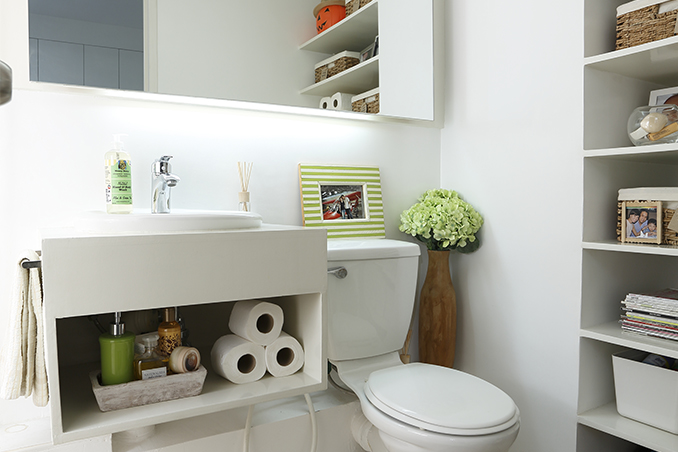 3 Solutions For A Small Bathroom Rl