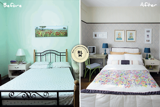 boring bedroom makeover 4 ways to transform a boring bedroom into a bright and 10906