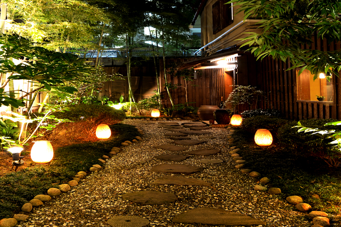 3 types of lighting fixtures for your garden rl 3 types of lighting fixtures for your garden aloadofball Choice Image