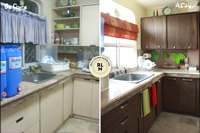 RL Makeovers: An Updated Look for a Kitchen in Quezon City ...