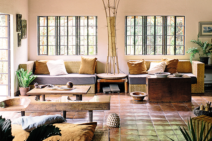 Exceptionnel Get The Look Of A Tropical Filipino Home In Antipolo