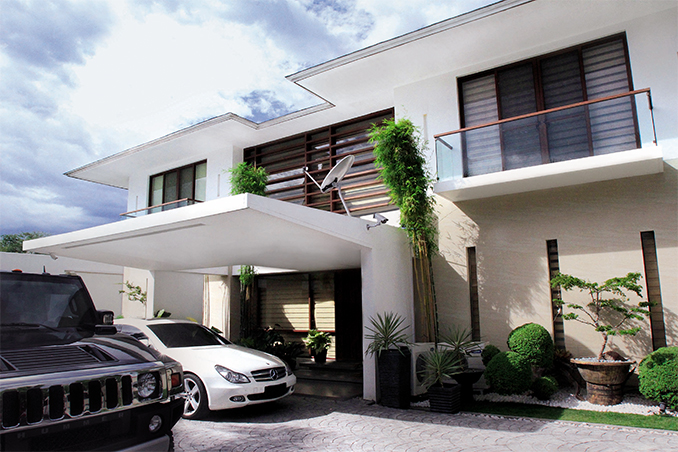 Charming Manny Pacquiaou0027s Modern Contemporary House In General Santos